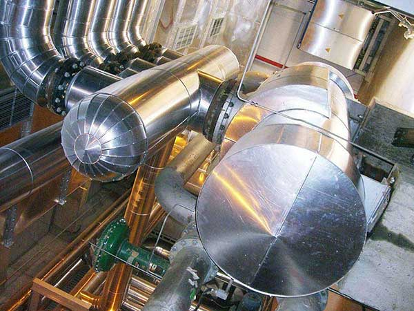 Isolamento t rmico poliuretano injetado meos servi os for Isolamento termico alta temperatura