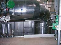 Isolamento Térmico Industrial para Alta Temperatura
