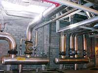 Isolamento Térmico em Tubulações de Vapor
