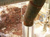 Jateamento Abrasivo com óxido de Alumínio
