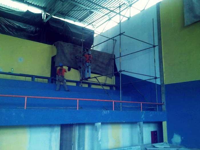 Jateamentos e Pinturas Industriais